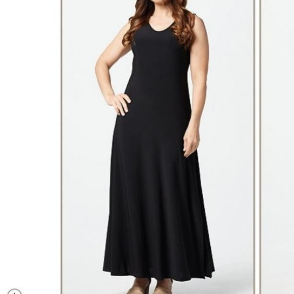 Attitudes by Renee Dresses & Skirts - Attitudes by Renee Como Jersey Maxi Dress  2813